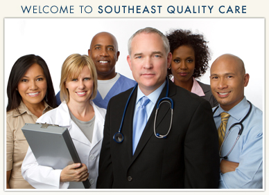 Welcome to Southeast Quality Care