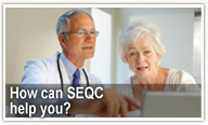 How can SEQC help you?